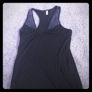 Old Navy glam tank